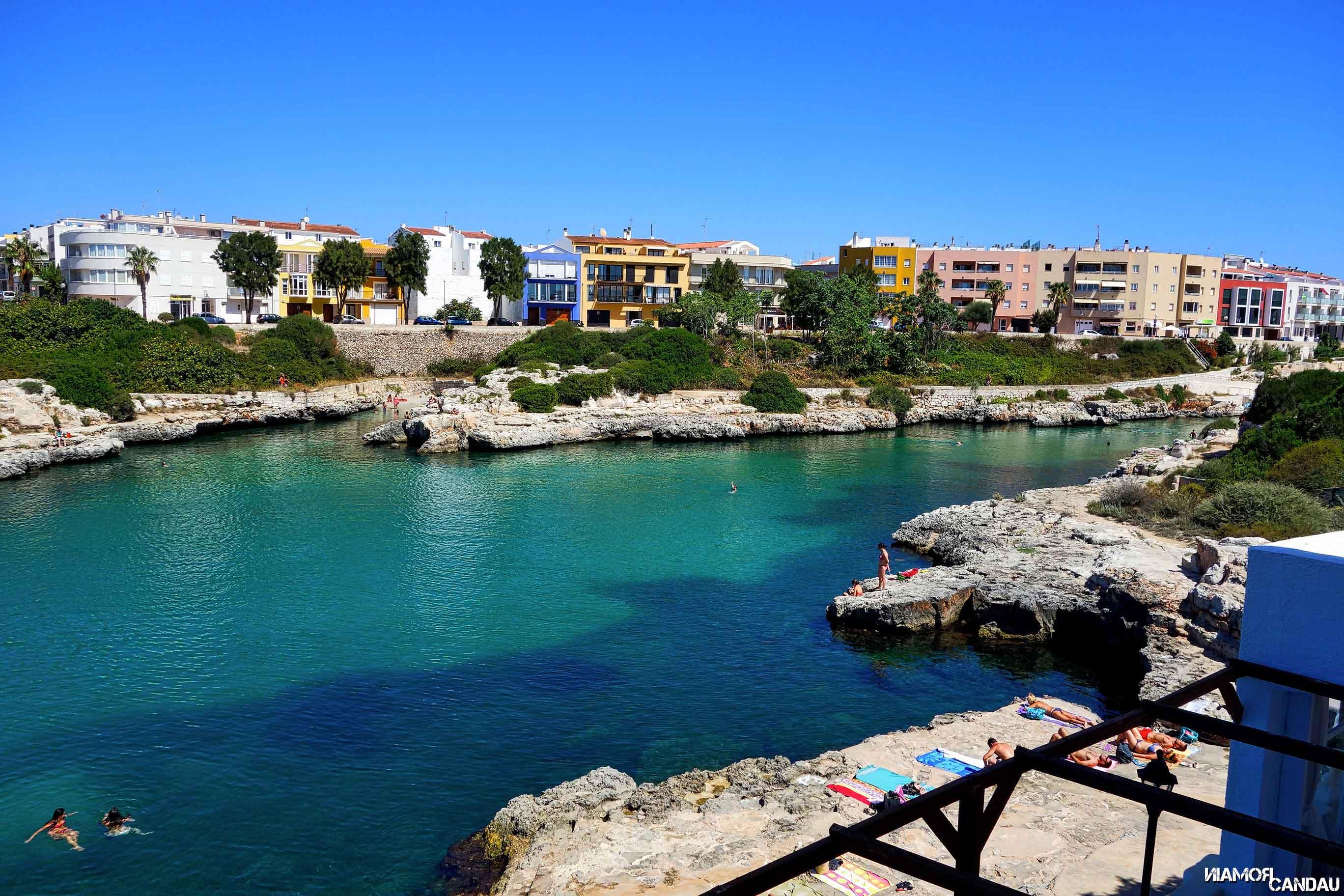 Cala des Degollador, Menorca