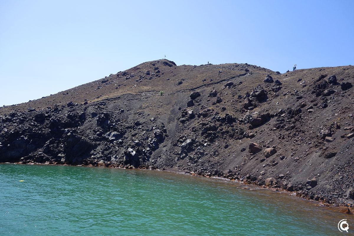 Volcan de Nea Kameni