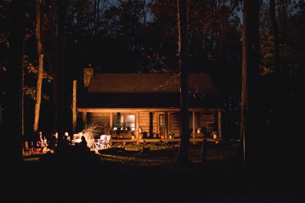 Camping hébergement