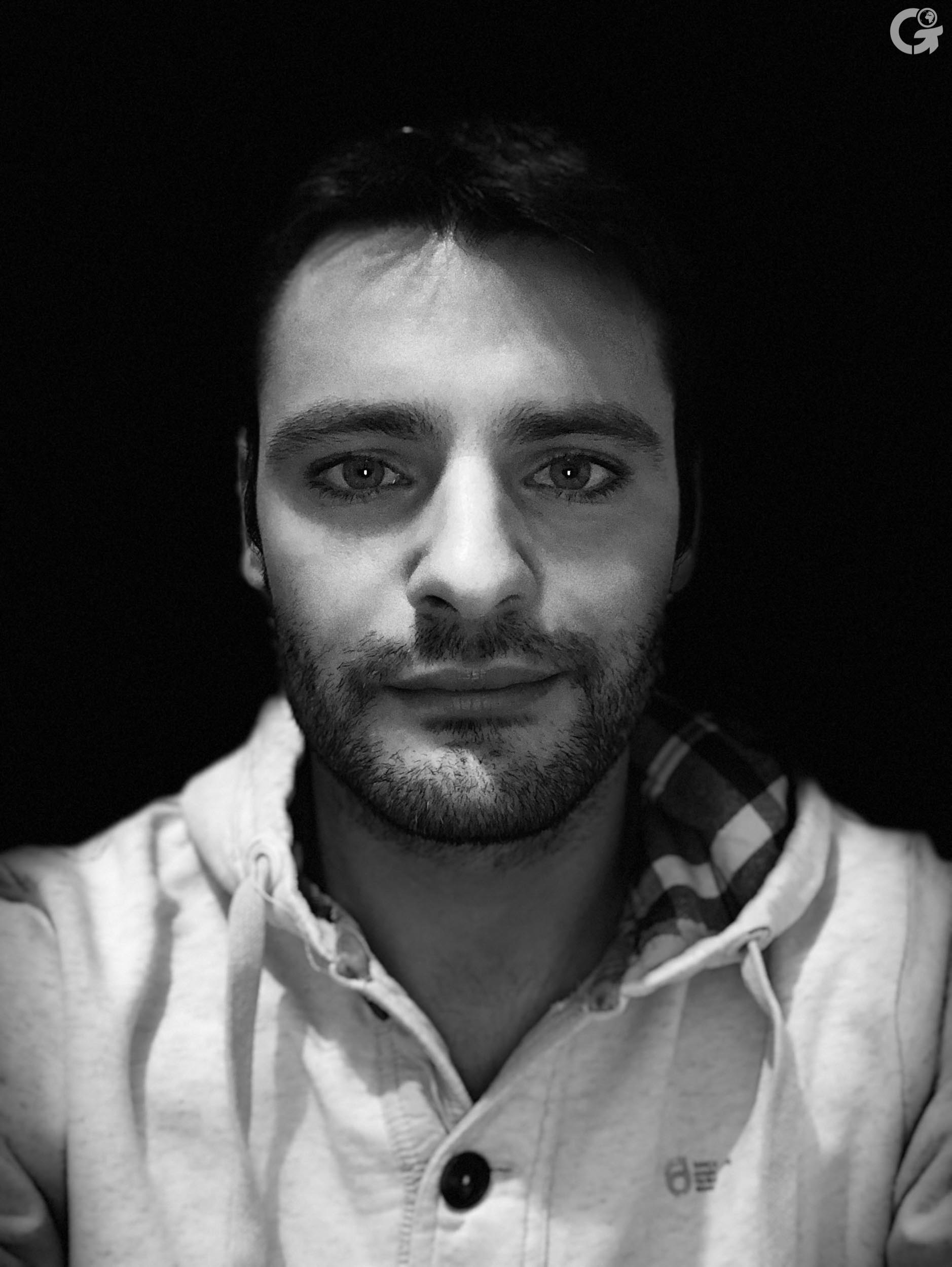 Exemple de photo prise avec le mode portrait de l'iPhone X