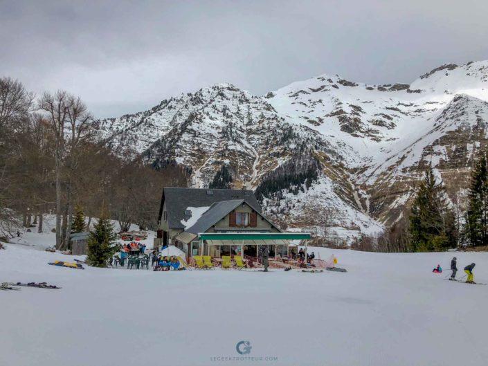 Station de ski du Grand Tourmalet