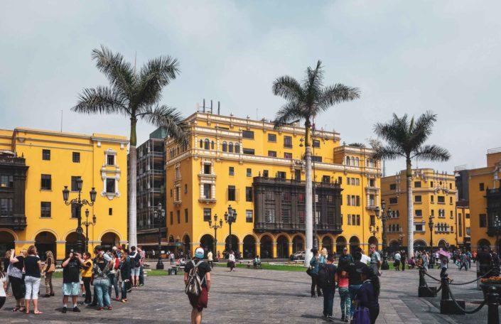 Bref aperçu de Lima, la capitale péruvienne