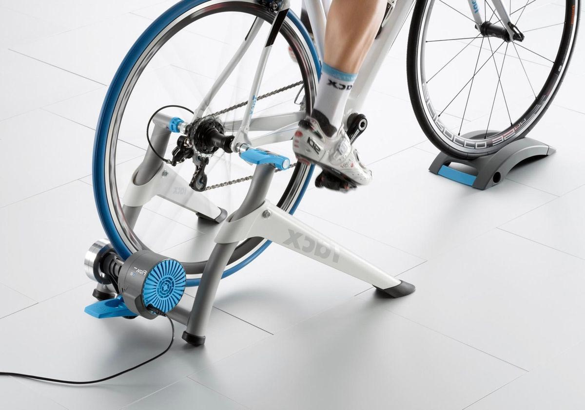 Home-trainer à résistance